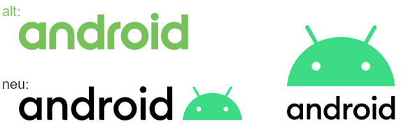 Android Logos 2019