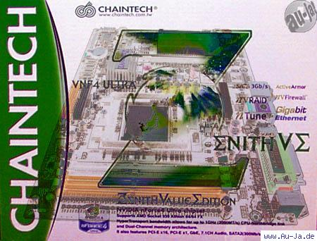 Chaintech VNF4 SLI ZENITH VE Audio Windows 7 64-BIT