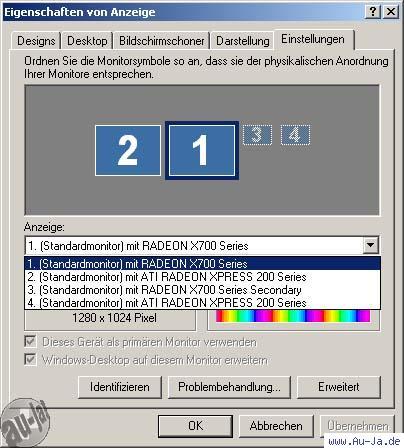 Au-Ja! - Im Test: MSI RS482M4-ILD mit ATI Radeon XPRESS 200