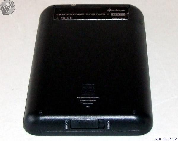 Обзор Sharkoon Quickstore Portable