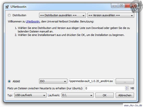 Au-Ja! - OpenMediaVault - NAS im Eigenbau - 2/7