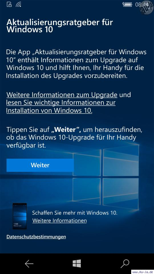 Windows 10 Mobile: So Funktioniert Das Upgrade
