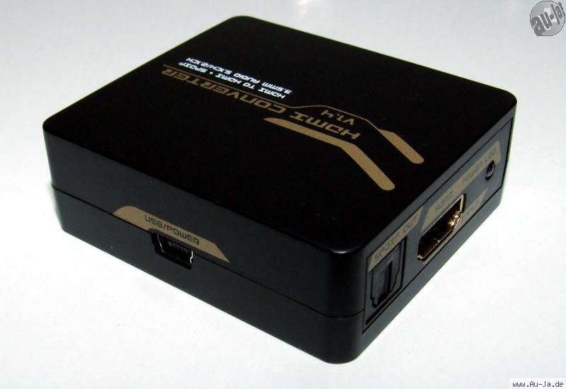 kwmobile 4k HDMI Audio Extractor