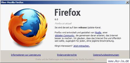 firefox langsam nach update