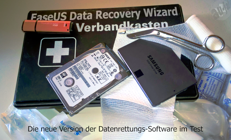 EaseUS Data Recovery Wizard 12.8.0